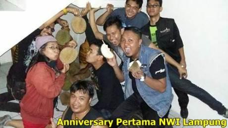 Anniversary Pertaa naked Wolves Indonesia Chapter Lampung 2015 Pulsar 200NS 001 Pertamax7.com