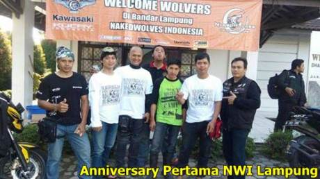 Anniversary Pertaa naked Wolves Indonesia Chapter Lampung 2015 Pulsar 200NS 003 Pertamax7.com
