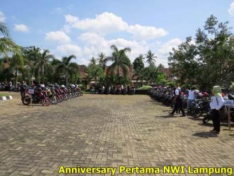 Anniversary Pertaa naked Wolves Indonesia Chapter Lampung 2015 Pulsar 200NS 004 Pertamax7.com
