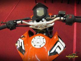 bertemu KTM DUKE 200 di SOlo jawa tengah 000 Pertamax7.com