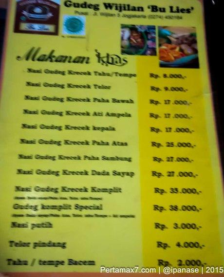 Gudeg bu Lies Wijilan Yogyakarta Pertamax7.com_-3