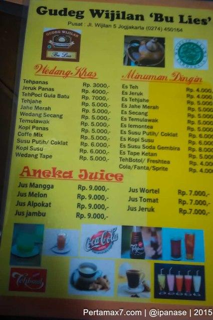 Gudeg bu Lies Wijilan Yogyakarta Pertamax7.com_-4