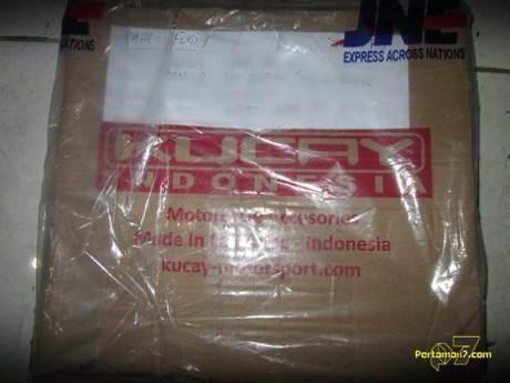 hadiah Kaos Sunday morning Riding dari Kucay lampung 000 Pertamax7.com