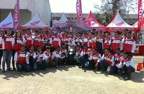 Honda beat injeksi di geber 40 hari nonstop di Lampung 04  Pertamax7.com
