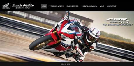 Honda CBR1000RR SP Honda Big Bike Indonesia 01  Pertamax7.com