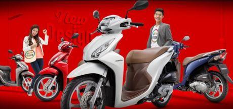 Honda Vision 110 Vietnam cocok gantikan Honda Spacy 110 Indonesia 006 Pertamax7.com