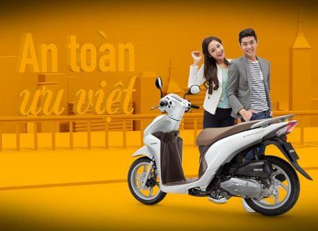Honda Vision 110 Vietnam cocok gantikan Honda Spacy 110 Indonesia 007 Pertamax7.com