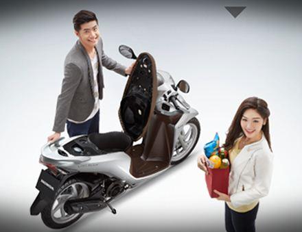 Honda Vision 110 Vietnam cocok gantikan Honda Spacy 110 Indonesia 009 Pertamax7.com