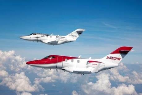 HondaJet Achieves FAA Type Inspection Authorization; Honda Aircr