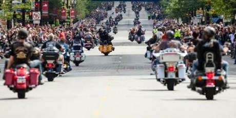 Konvoi Moge Harley Davidson di Pangandaran Tabrak Mocil 2 Meninggal Dunia salah Satunya Siswi SMA 000  Pertamax7.com