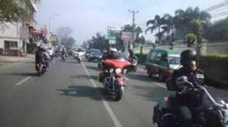 Konvoi Moge Harley Davidson di Pangandaran Tabrak Mocil 2 Meninggal Dunia salah Satunya Siswi SMA 002  Pertamax7.com