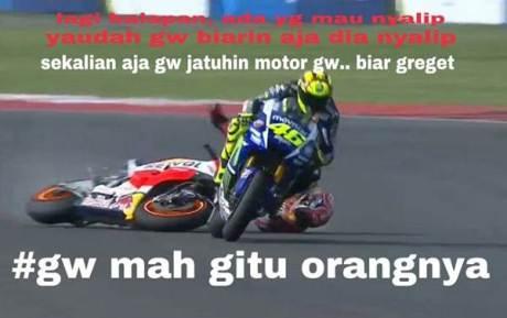 meme marquez crash motogp argentina 2015 nemu di facebook