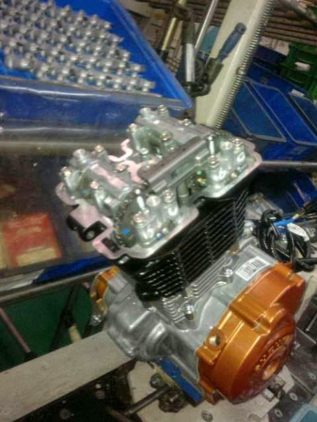 Mesin Suzuki Satria F 150 injeksi apa Motosport 150 02pertamax7.com