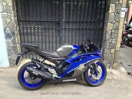 Modifikasi yamaha R15 ala yamaha R6 di Vietnam 01  Pertamax7.com