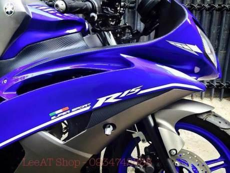 Modifikasi yamaha R15 ala yamaha R6 di Vietnam 05  Pertamax7.com