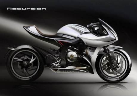 new Suzuki Recursion turbo 2015