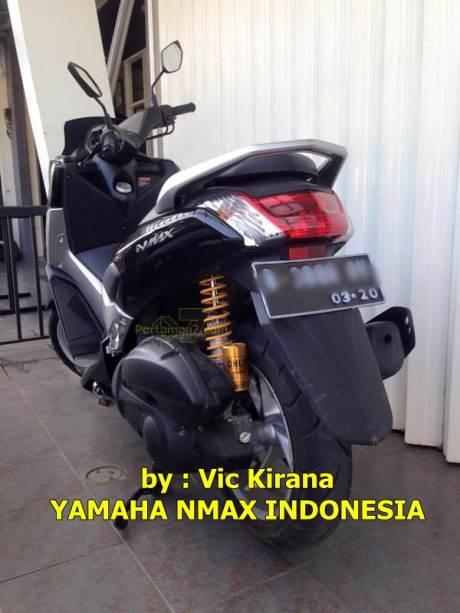 Shockbreaker ohlins yamaha nmax indonesia