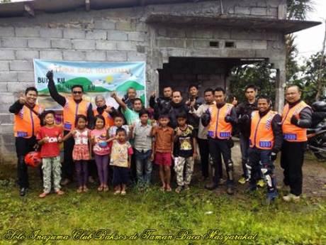 Solo Inazuma Club Berikan Bantuan Di Rumah Baca Uplik Sumowono, Semarang 00  Pertamax7.com