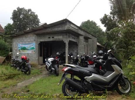 Solo Inazuma Club Berikan Bantuan Di Rumah Baca Uplik Sumowono, Semarang 03  Pertamax7.com