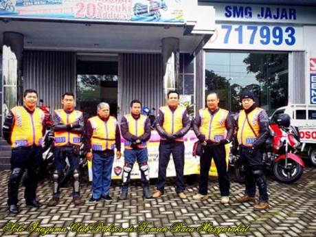 Solo Inazuma Club Berikan Bantuan Di Rumah Baca Uplik Sumowono, Semarang 04  Pertamax7.com