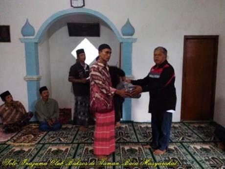 Solo Inazuma Club Berikan Bantuan Di Rumah Baca Uplik Sumowono, Semarang 05  Pertamax7.com