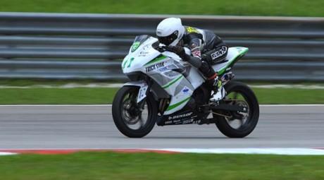 Takahiro Yamamoto kawasaki ninja 250 FI Asia Road Racing Championship AP 250