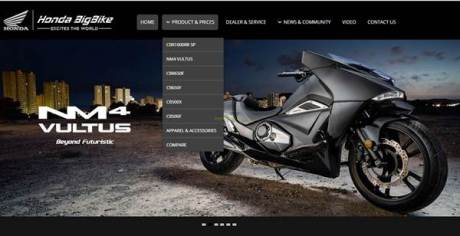 Website Honda Big Bike Indonesia 00  Pertamax7.com