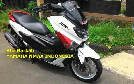 yamaha nmax 250 GT