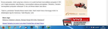 yamaha nmax bukan buatan indonesia kudu import