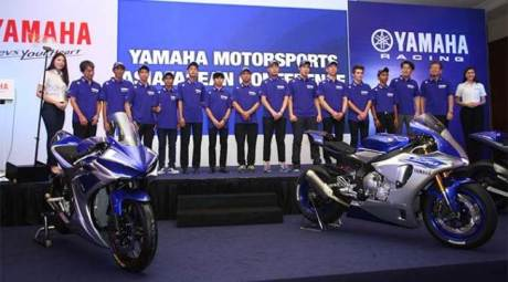 Yamaha R25 Asia Road Racing Championship AP250