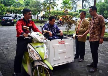 AHM dan UIN Yogyakarta Kembangkan Layanan Mobilitas Untuk Mahasiswa Difabel 01