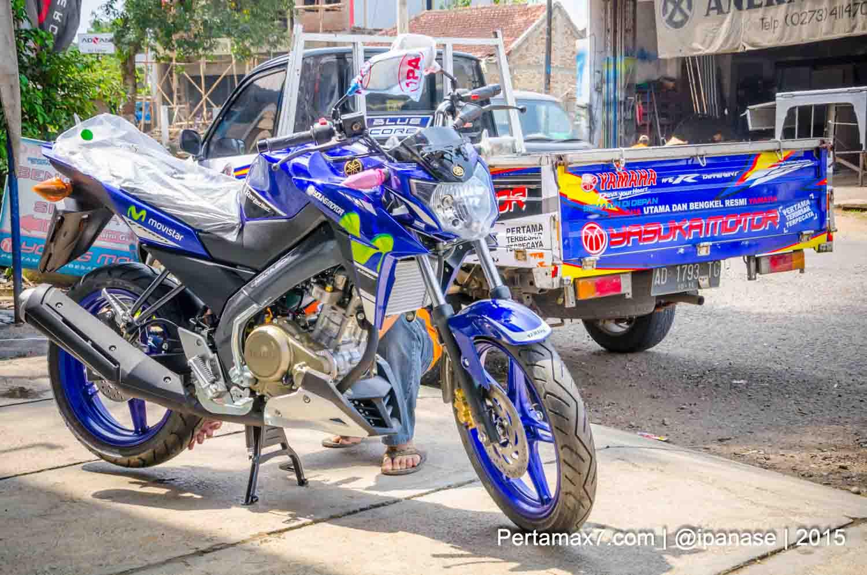 Penjualan Vixion Kalah Dari All New Honda CB150R Apa Kata Yamaha