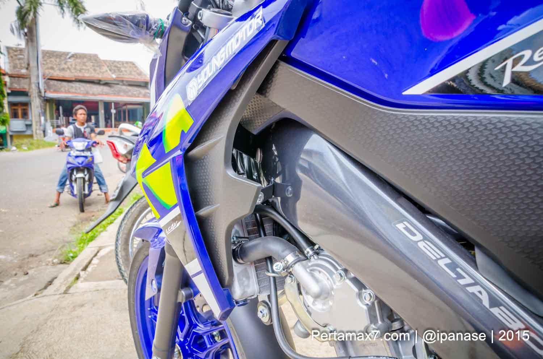 Mega Galery Yamaha New Vixion Advance Motogp 2015 Awas Kepincut