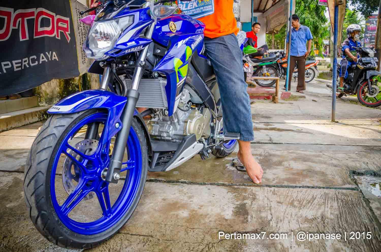 Harga Yamaha New Vixion Advance 2015 Rp247 Juta Di Jawa Tengah