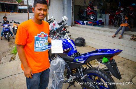 bertemu yamaha new vixion advance 2015 special edition movistar motogp 2015 pertamax7.com_