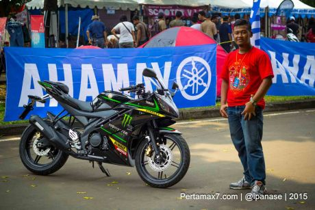Foto Yamaha R15 Special edition Tech3 Motogp Pertamax7.com_-27