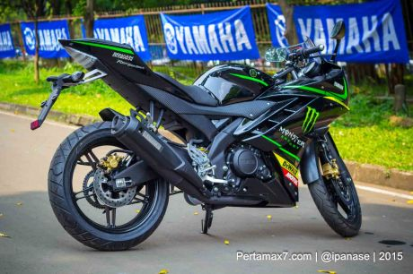 Foto Yamaha R15 Special edition Tech3 Motogp Pertamax7.com_-4