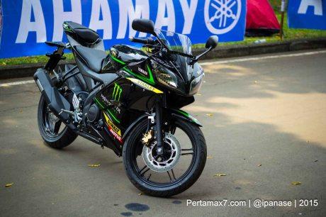 Foto Yamaha R15 Special edition Tech3 Motogp Pertamax7.com_-6