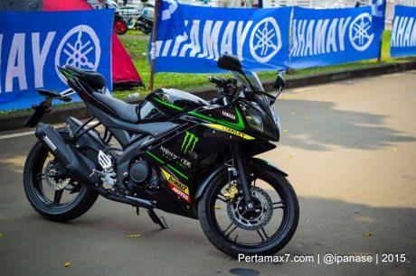 Foto Yamaha R15 Special edition Tech3 Motogp Pertamax7.com_