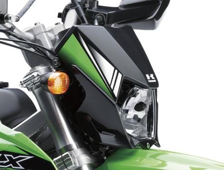 Kawasaki KLX 150 BF Special edition 15_KLX150FG_F_3-4Pertamax7.com