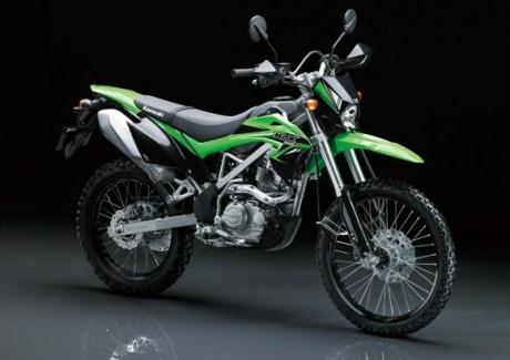 kawasaki new KLX 150 BF Special Edition