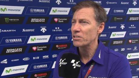 lin jarvis says Lorenzo will stay with Yamaha for 2016