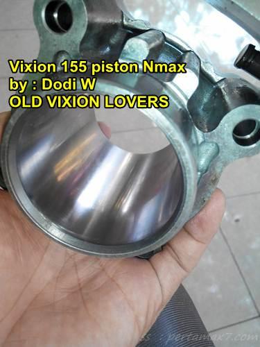 Modifikasi yamaha vixion jadi 155 cc pakai piston yamaha nmax 155 03 pertamax7.com