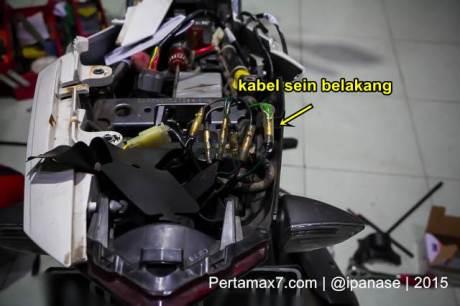 Pasang Autosafe Alarm Yamaha new Vixion lightning pertamax7.com-11