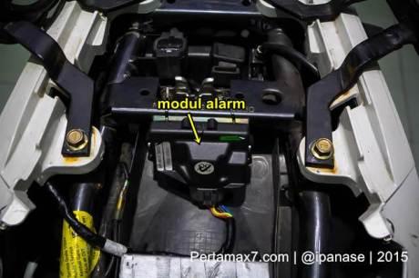 Pasang Autosafe Alarm Yamaha new Vixion lightning pertamax7.com-12