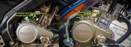 perbandingan mesin yamaha new vixion lightning vs yamaha new vixion advance 2015