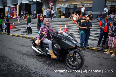 Soft Launching Moge Honda Vultus NM4 gegerkan Jogja City Mall, Komunitas moge pun takjub-11