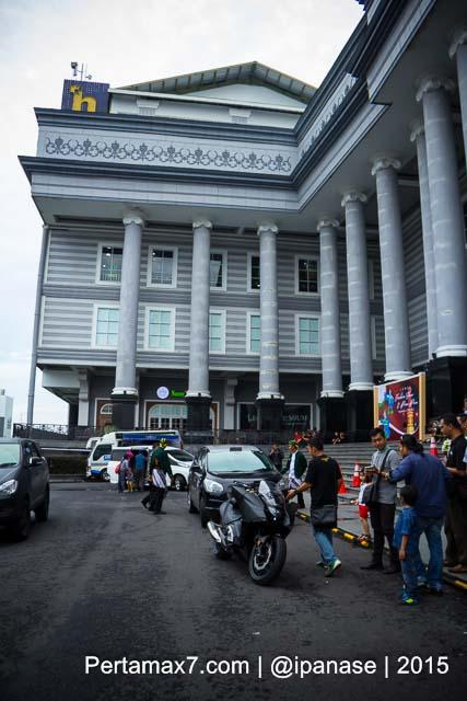 Soft Launching Moge Honda Vultus NM4 gegerkan Jogja City Mall, Komunitas moge pun takjub-13