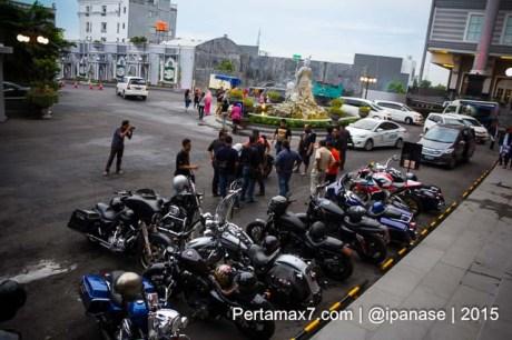 Soft Launching Moge Honda Vultus NM4 gegerkan Jogja City Mall, Komunitas moge pun takjub-16