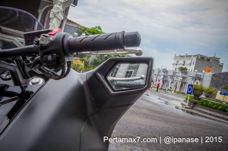 Soft Launching Moge Honda Vultus NM4 gegerkan Jogja City Mall, Komunitas moge pun takjub-4